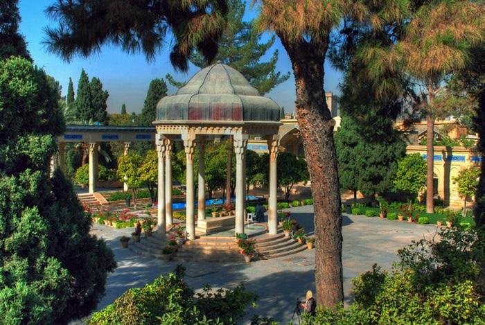 poètes persans