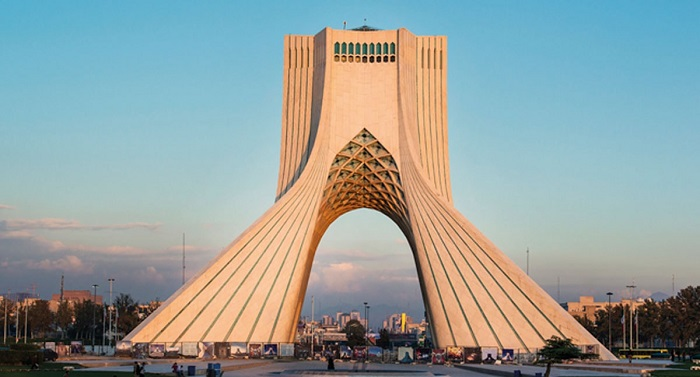 attractions d'iran tourisme