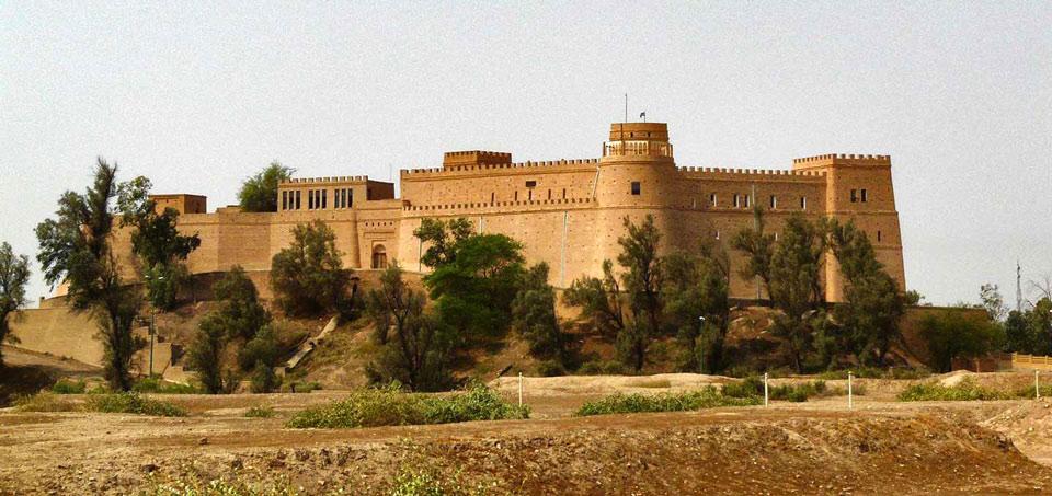 Citadelle d'Acropole