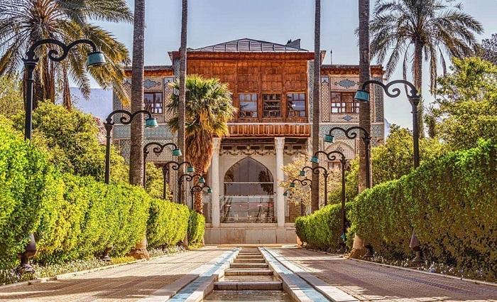 les jardins de shiraz