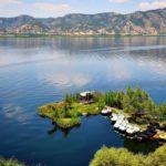 la lagune de Zarivar