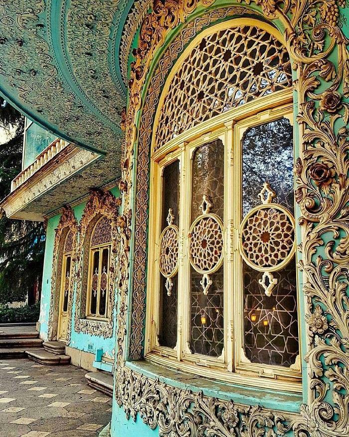 musée du temps de Téhéran