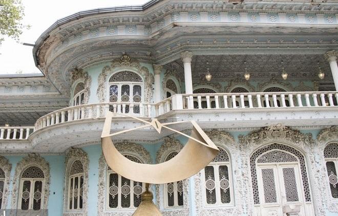 musée du temps à Téhéran