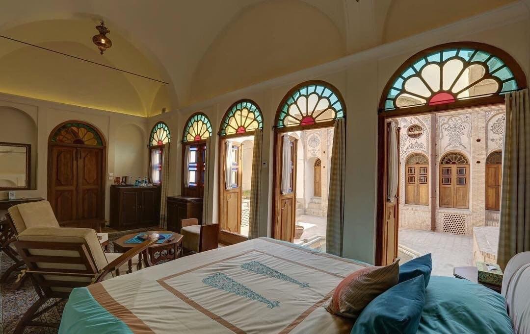 Hôtel de charme Iran