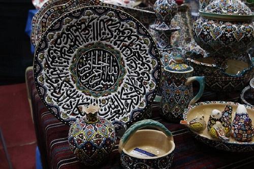 artisanat iranien