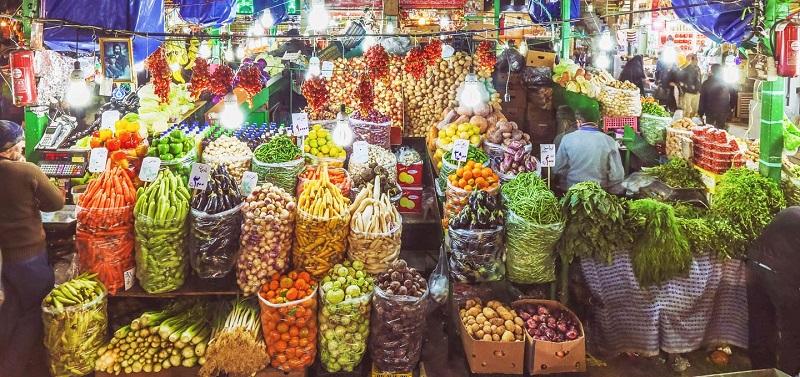 bazaar de tajrish