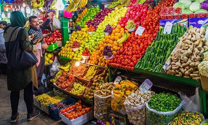bazaar tajrish
