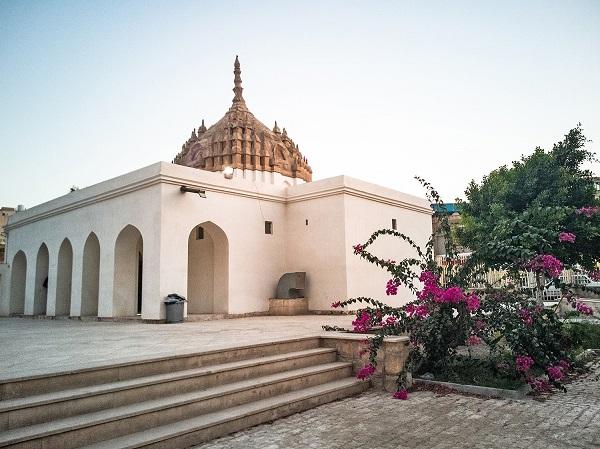 Temple des indiens
