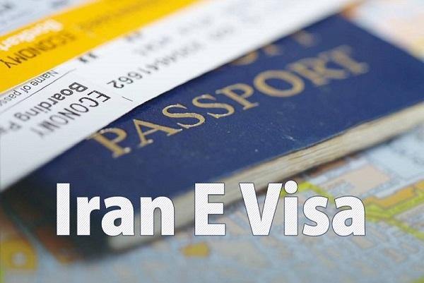 E visa Iran