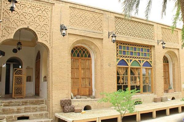 Maison Mostofi de Shushtar