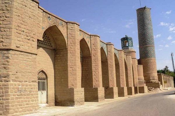 Mosquée Jameh de Shushtar