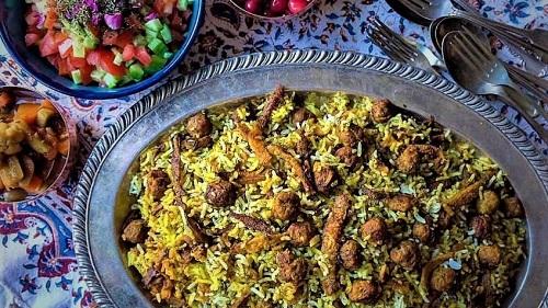 voyage culinaire Iran