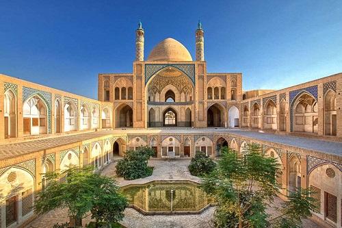 mosquée Agha bozorg