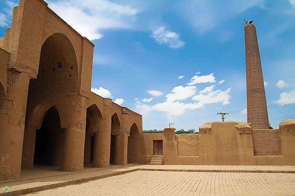 mosquée Jame Nain