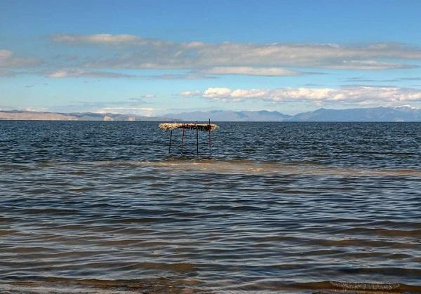 Lac d'Urmia