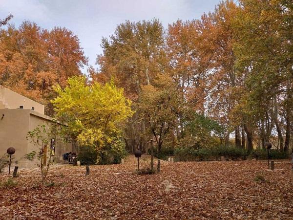 Jardin Pahlavan Pour