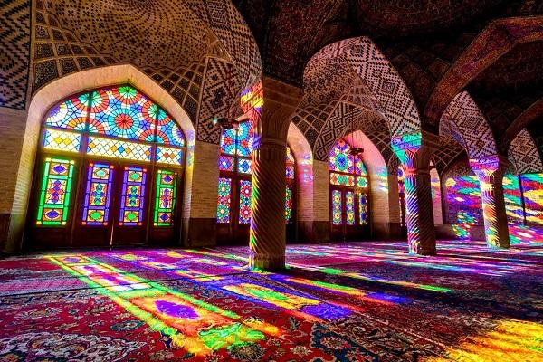 Printemsp en Iran