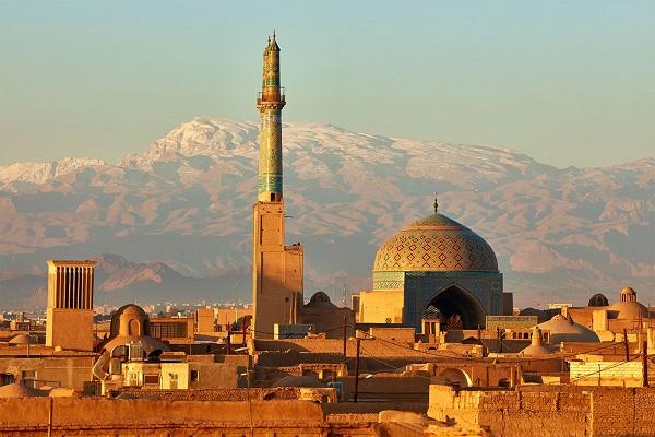 Printemps en Iran