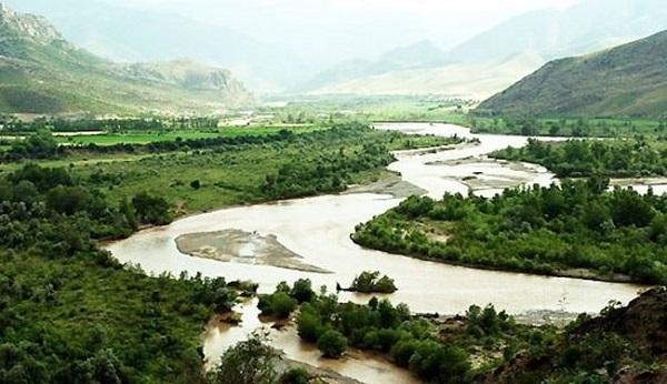Rivières Iran