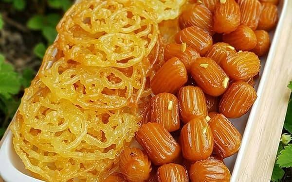 gâteaux du ramadan