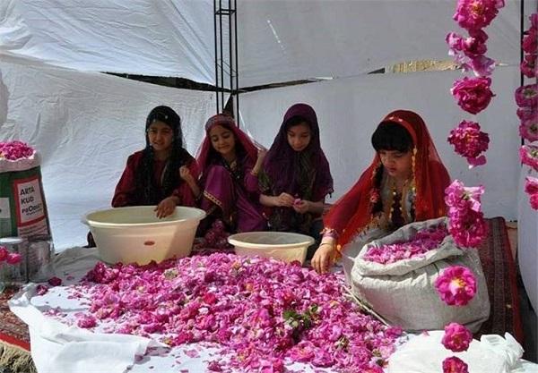 festival de la rose Iran