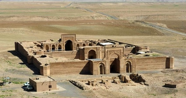 Caravansérail Iran