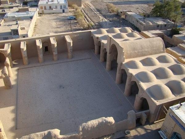 Mosquée Damghan
