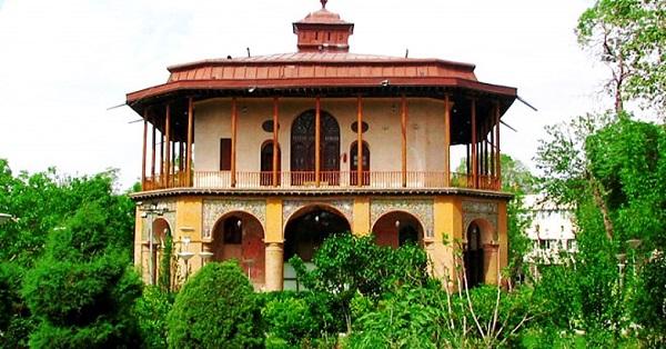Palais Chehel Sotoun