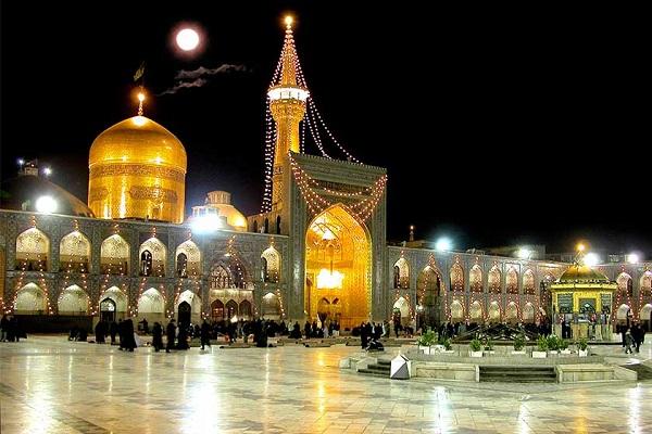 Sanctuaire Imam Reza