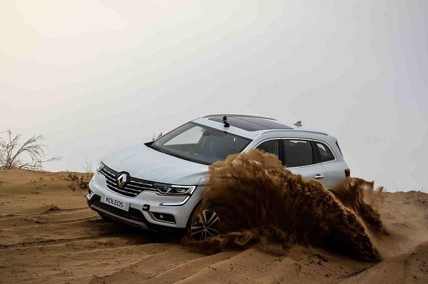 Off road au désert