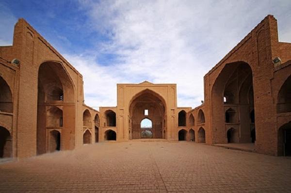 Grande mosquée Ardestan