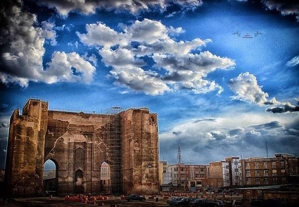 Citadelle Alishah