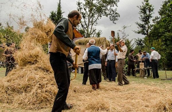 Fête de la récolte Gilan