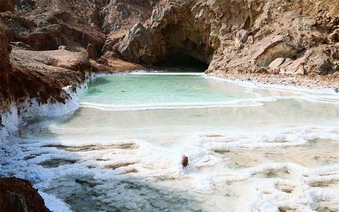 Grotte de Sel Qeshm