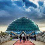 Dôme Mina Téhéran