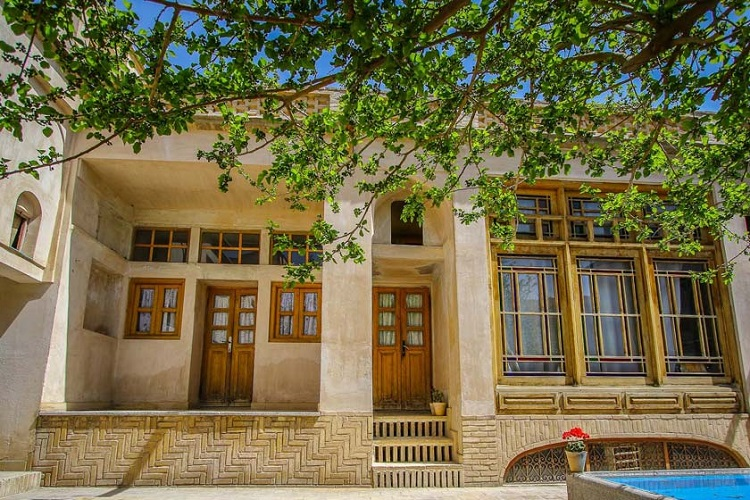 Maison Javaheri Ispahan