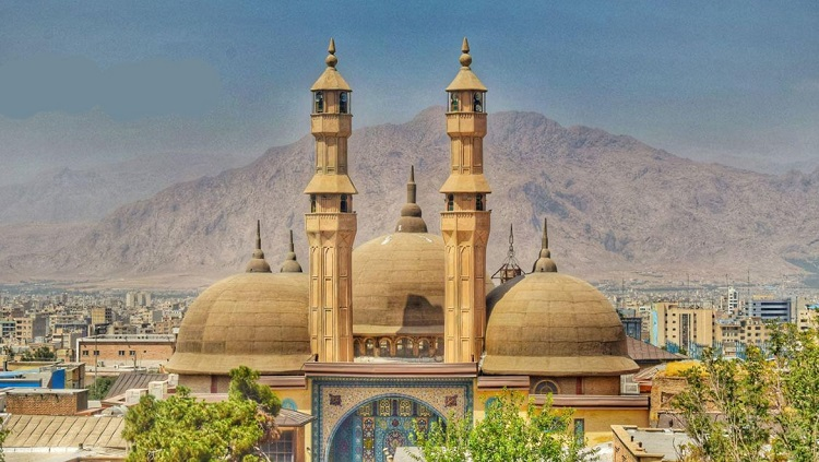 La mosquée Shafei