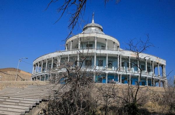 Palais Farahabad-Palais Firoozeh