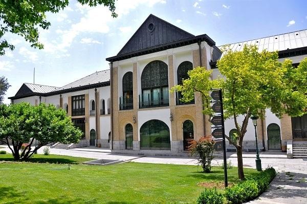 Palais de Sahebgharanieh