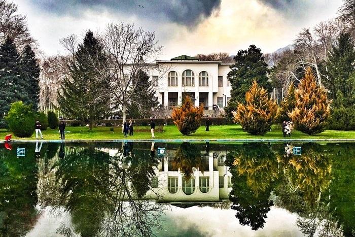 Palais de Téhéran