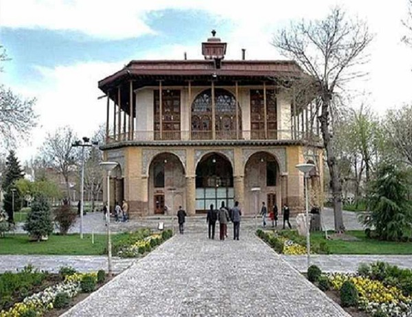 Palais et caserne d'Ishratabad