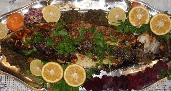 Poisson sobouri grillé