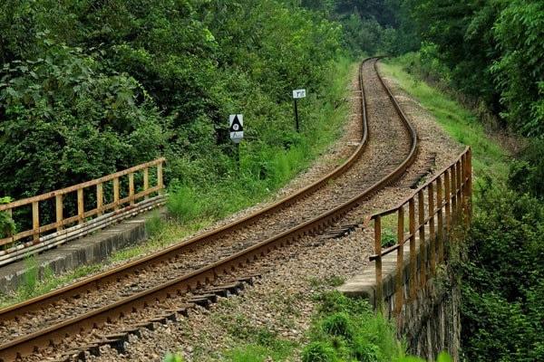 Chemin de fer transiranien