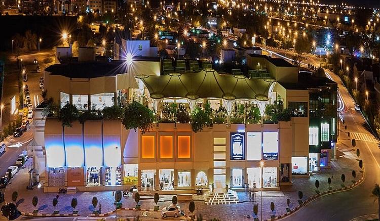 Centres commerciaux de Kish