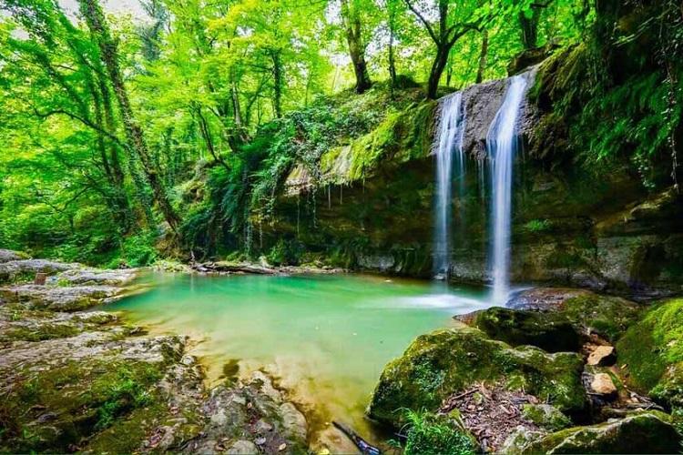 Cascades de Mazandaran