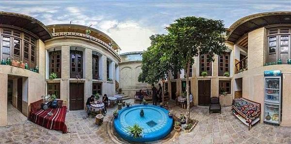 Maison Traditionnelle Parhami