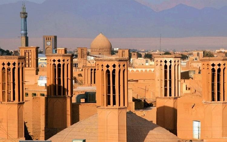 Maisons historiques de Yazd
