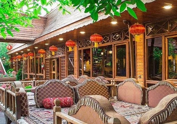 Restaurant Khosha Shiraz