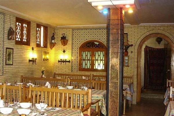 Restaurant Shater Abbas