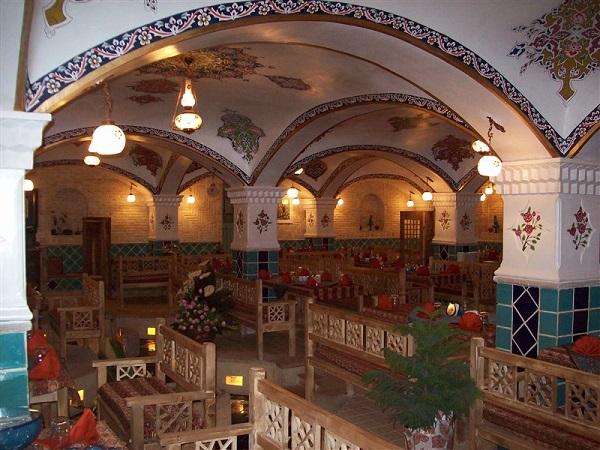 Restaurant traditionnel Kateh Mass